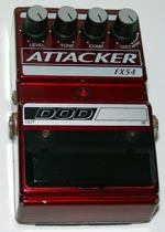DOD Attacker FX54